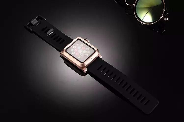 <国内発送料無>Apple Watch 42mm用 アルミ製ベルトセット 人気キット