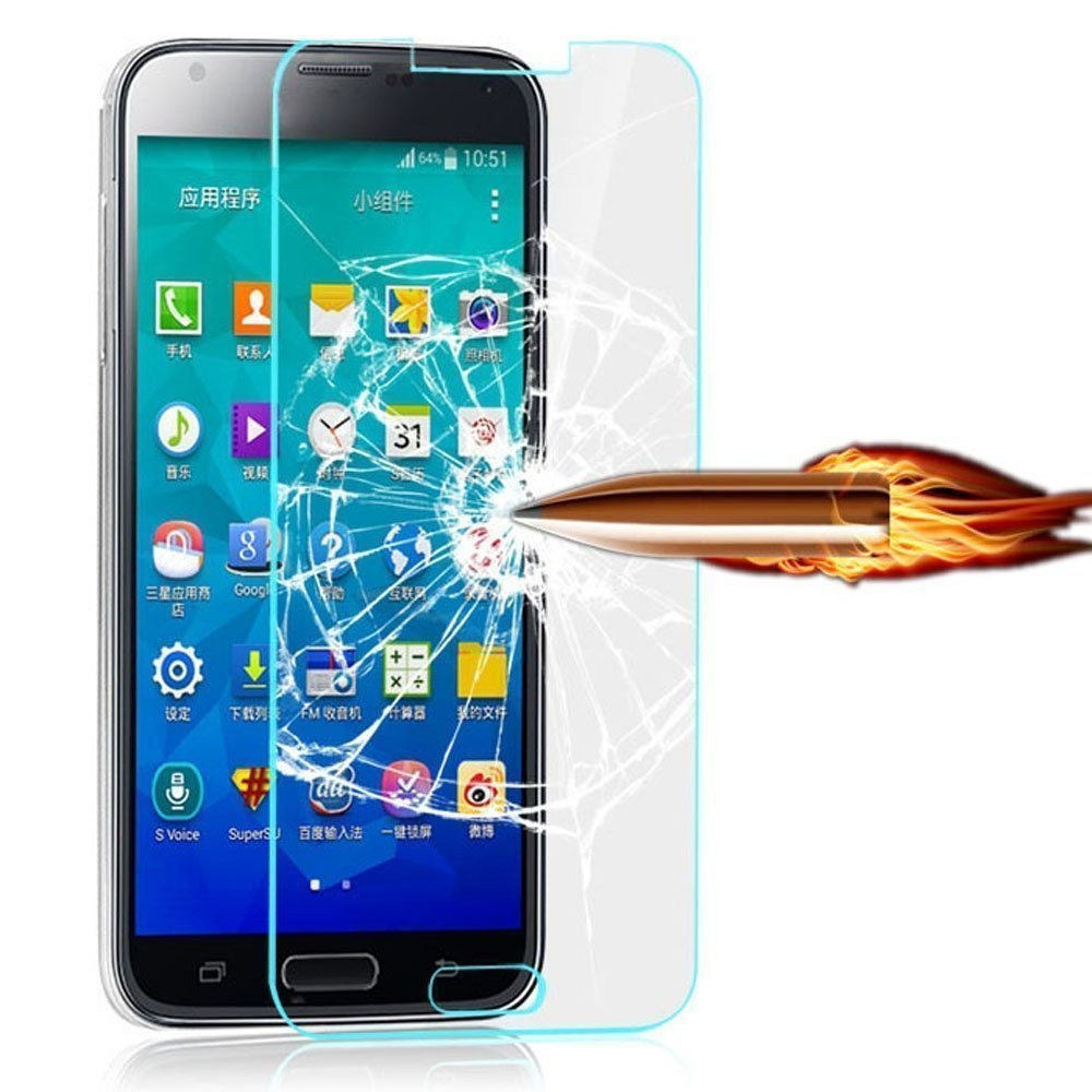 Samsung Galaxy S5 Mini G800H 液晶保護フィルム スクリーンプロテクター 液晶 保護 フィルム 防指紋 薄型 0.33mm 自然に貼り付く キズ が 付きにくい