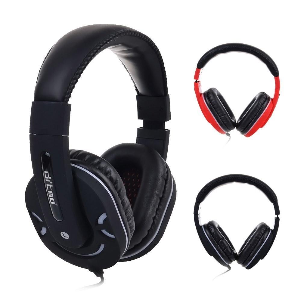 DM-8020 Music headset ミュージック ヘッドホン LEDストロボ 音楽ヘッドホン マイク線付き 充電線付き Iphone用 携帯 パソコン MP3対応可能