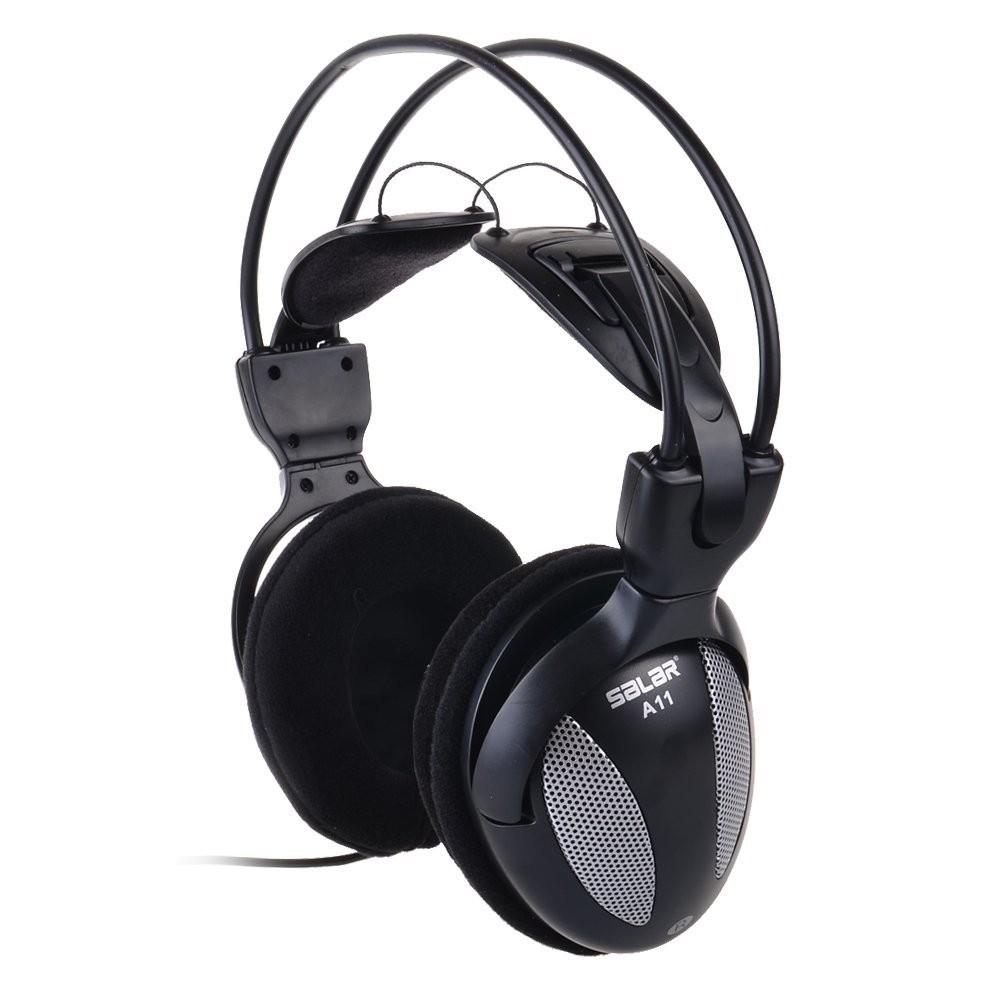A11 PCゲームヘッドセット ヘッドホン headphones コンピューターゲーム ブラック