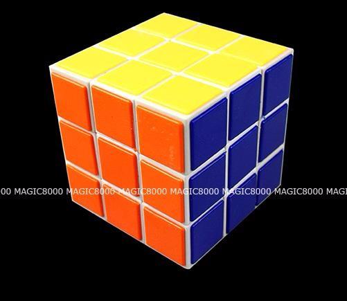 誰でも一秒で揃えてしまう 魔法のルービックキューブ