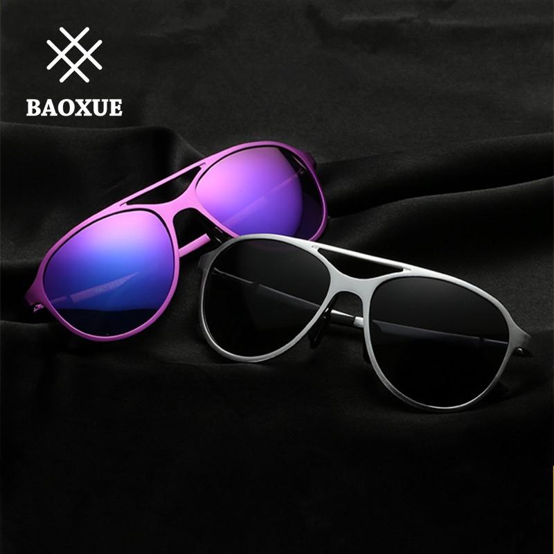 2016 BAOXUE ファッション カップル サングラス 無料宅配便 8597 Free Shipping