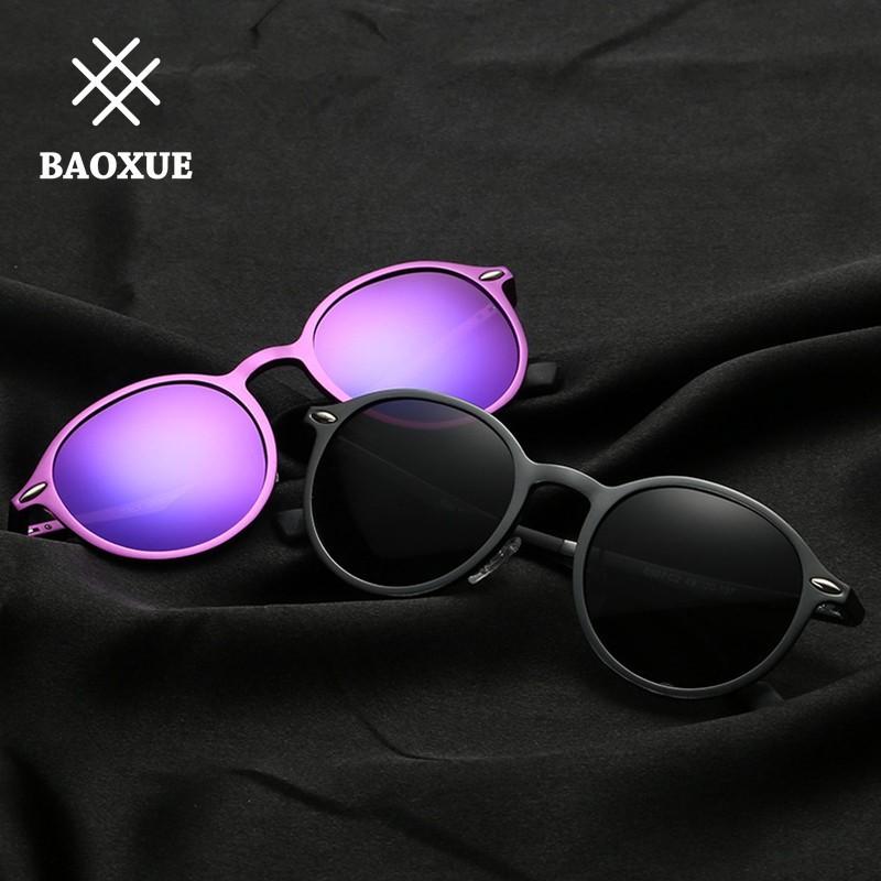 2016 BAOXUE ファッション カップル サングラス 無料宅配便 8607 Free Shipping