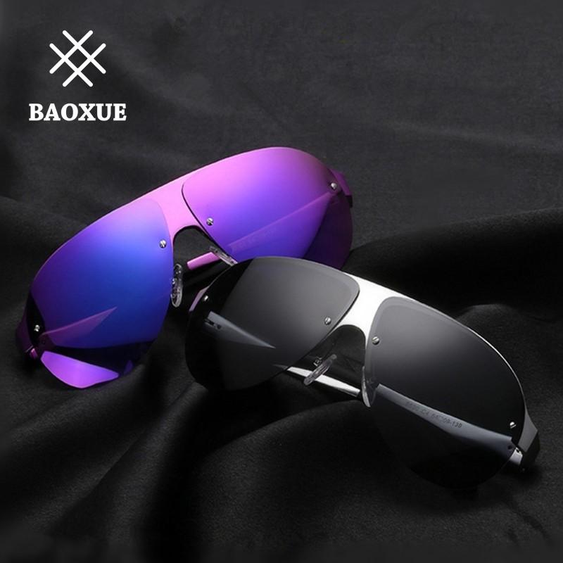 2016 BAOXUE ファッション カップル サングラス 無料宅配便 8600 Free Shipping
