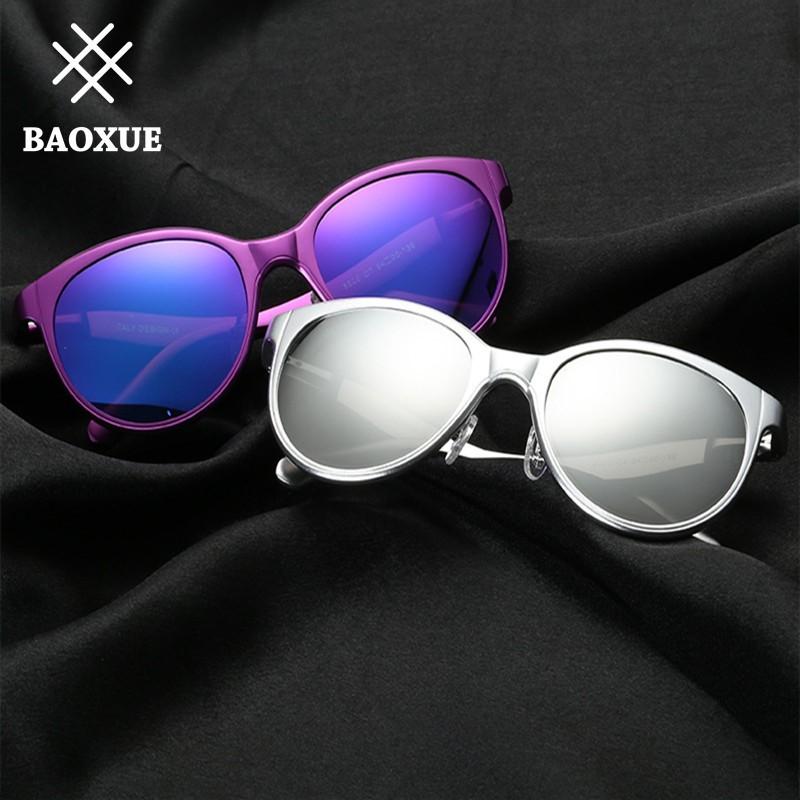2016 BAOXUE ファッション カップル サングラス 無料宅配便 8605 Free Shipping