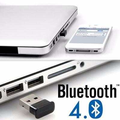 Bluetooth 4.0 USBレシーバーアダプタ