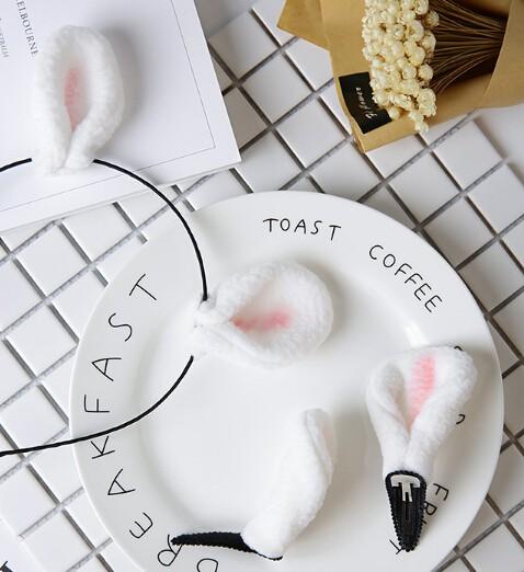 カチューシャ/ヘアピン ウサギの耳