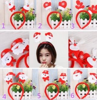 【2016クリスマス】カチューシャ パーティーグッズ