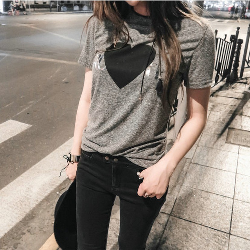 Tシャツ●gd209763ec【2017春夏商品】
